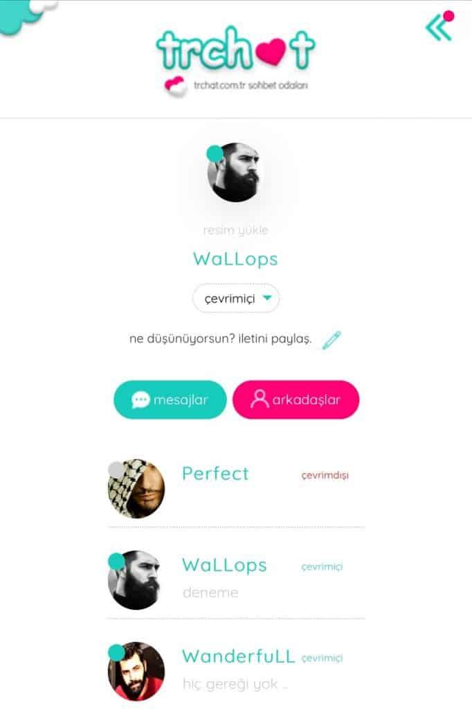 mobill profil sayfanız